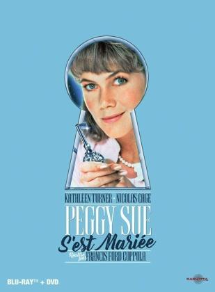 Peggy Sue s'est mariée (1986) (+ Goodies, Limited Edition, Blu-ray + DVD)