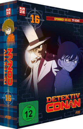 Detektiv Conan - Box 16 - Episoden 410-433 (5 DVDs)