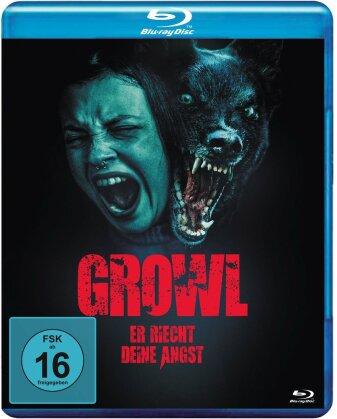 Growl - Er riecht deine Angst (2019)