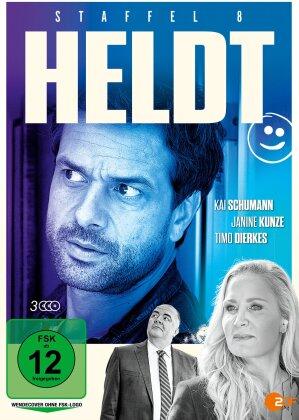 Heldt - Staffel 8 (3 DVDs)