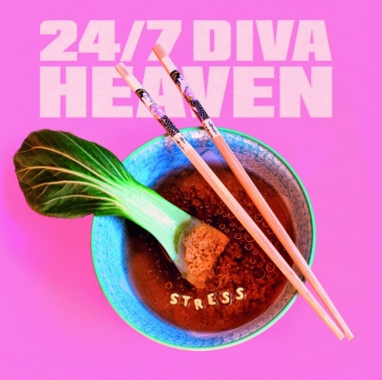 24/7 Diva Heaven - Stress (Digipack)