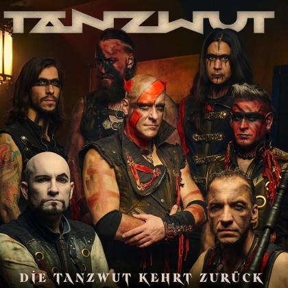 Tanzwut - Die Tanzwut kehrt zurück (2 CDs)