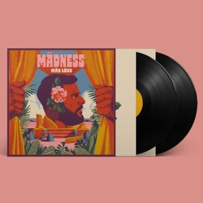 Mädness - Mäd Löve (Limited Edition, 2 LPs)