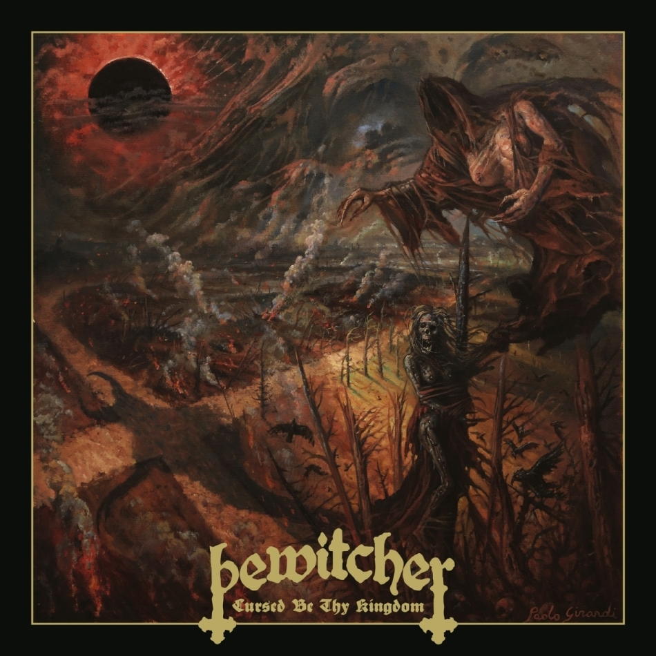 Bewitcher - Cursed Be Thy Kingdom (2 LPs)