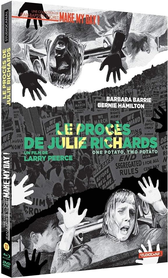 Le procès de Julie Richards (1964) (Make My Day! Collection, Schuber, n/b, Digibook, Blu-ray + DVD)