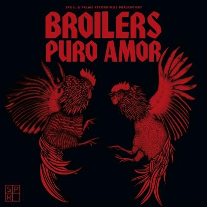 "Broilers - Puro Amor (Limitiert, Nummeriert, Boxset, CD + 10"" Maxi)"