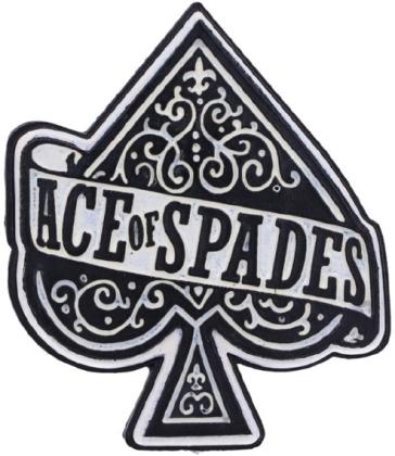 Motorhead: Ace Of Spades - Magnet (6.5 cm)
