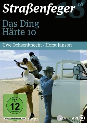 Strassenfeger Vol. 18 - Das Ding / Härte 10 (5 DVDs)