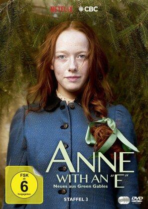 "Anne with an ""E"" - Neues aus Green Gables - Staffel 3 (3 DVDs)"