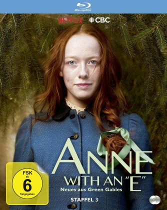 "Anne with an ""E"" - Neues aus Green Gables - Staffel 3 (2 Blu-rays)"