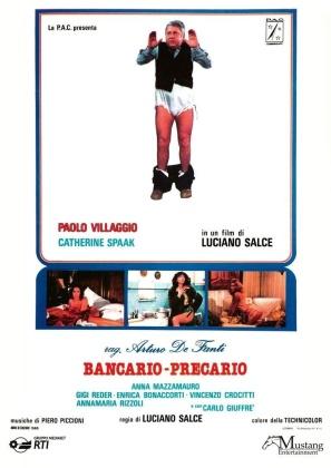 Rag. Arturo De Fanti bancario-precario (1980) (Riedizione)