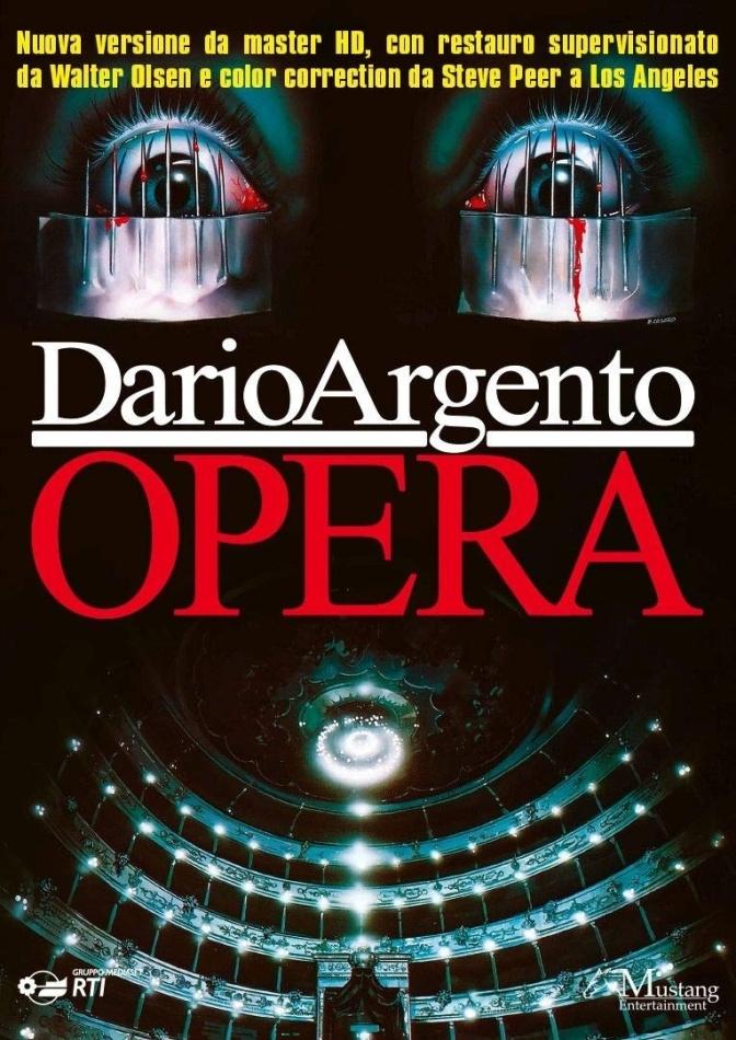 Opera (1987) (Riedizione)