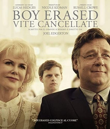 Boy Erased - Vite cancellate (2018) (Riedizione)