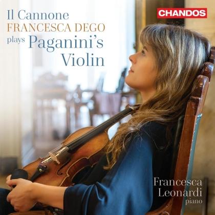Francesca Dego & Francesca Leonardi - Il Cannone - Franesca Dego Plays Paganini's Violin