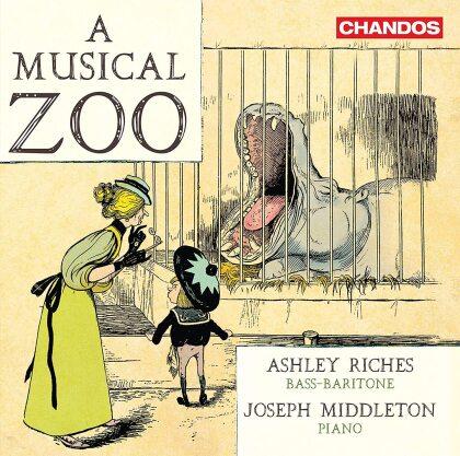 Ashley Riches & Joseph Middleton - A Musical Zoo