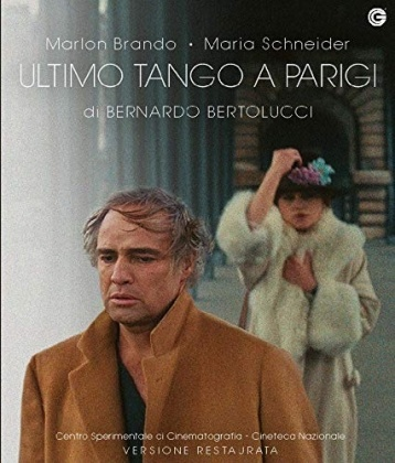 Ultimo tango a Parigi (1972) (Versione Restaurata Integrale)