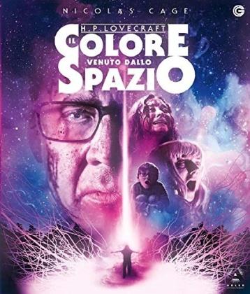 Il colore venuto dallo spazio (2019)