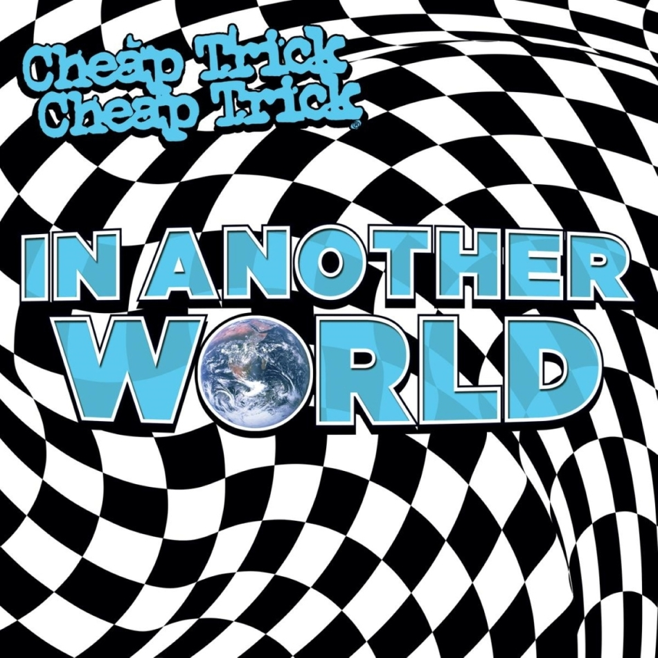 Cheap Trick - In Another World (LP)