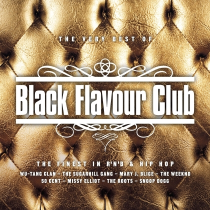 Black Flavour Club - The Very Best Of ( New Edition, 3 CDs)