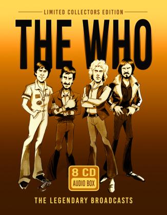 The Who - Audio Box (8 CD)