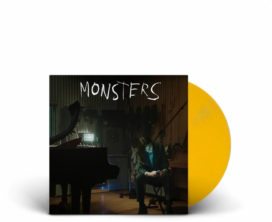 Sophia Kennedy - Monsters (Limited Edition, Yellow Vinyl, LP + Digital Copy)