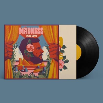 Mädness - Mäd Löve (LP)
