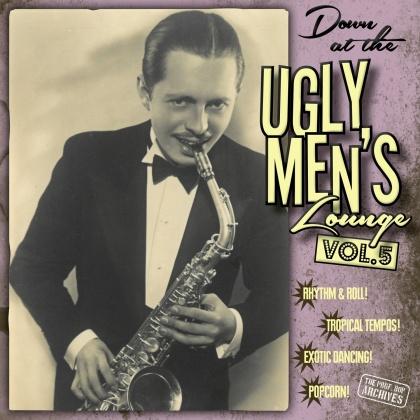 """Professor Bop Presents - Down At The Ugly Men's Lounge Vol. 5 (10"""" Maxi + CD)"""