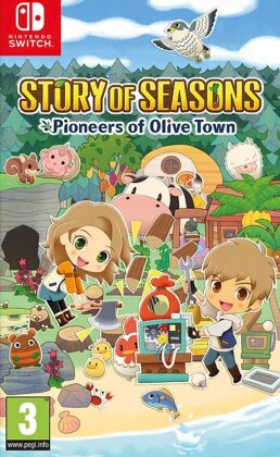 Story of Seasons - Pioneers of Olive Town
