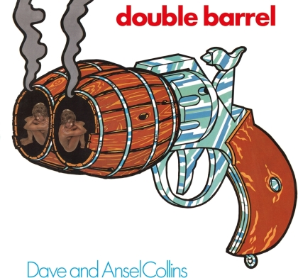 Dave Collins & Ansel Collins - Double Barrel (2021 Reissue, Music On Vinyl, Limited Edition, Colored, LP)