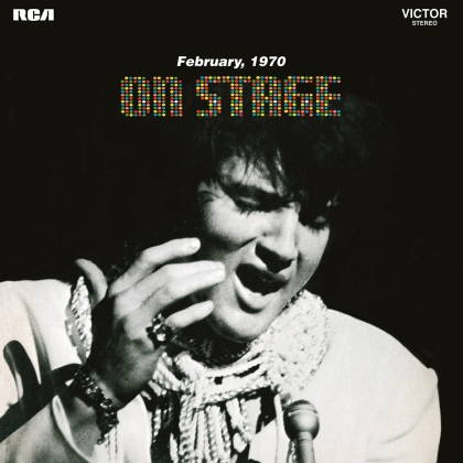 Elvis Presley - On Stage (2021 Reissue, Music On Vinyl, Limited Edition, Colored, LP)