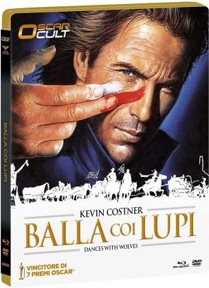 Balla coi lupi (1990) (Oscar Cult, Blu-ray + DVD)