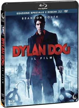 Dylan Dog - Dead of Night (2010) (Edizione Speciale, Blu-ray + DVD)