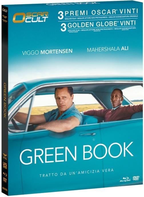 Green Book (2018) (Oscar Cult, Blu-ray + DVD)