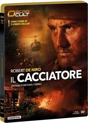 Il Cacciatore (1978) (Oscar Cult, Blu-ray + DVD)