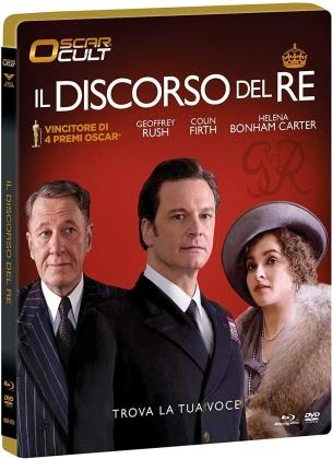 Il discorso del re (2010) (Oscar Cult, Blu-ray + DVD)