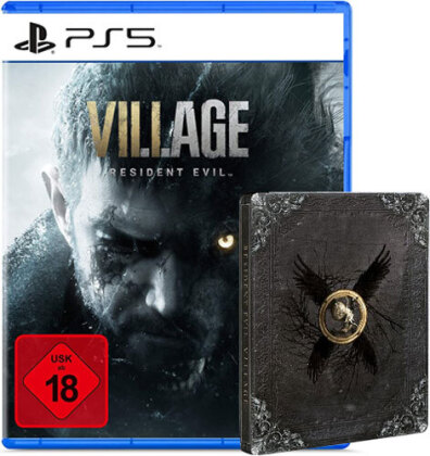 Resident Evil 8 - Village (German Steelbook Edition)