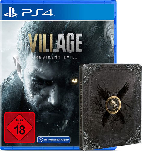 Resident Evil 8 - Village (German Steelbook Edition)