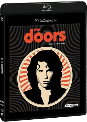 The Doors (1991) (Il Collezionista, Blu-ray + DVD)