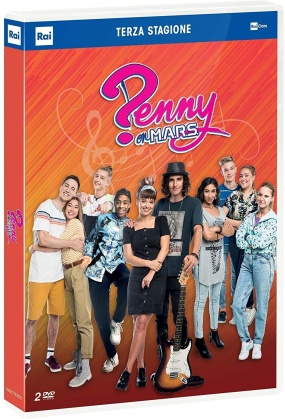 Penny On M.A.R.S - Stagione 3 (2 DVDs)