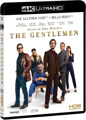 The Gentlemen (2019) (4K Ultra HD + Blu-ray)