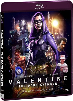 Valentine - The Dark Avenger (2017)