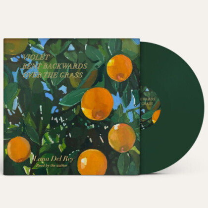 Lana Del Rey - Violet Bent Backwards Over The Grass (LP)