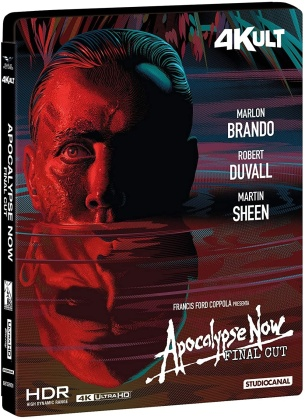 Apocalypse Now - Final Cut (1979) (4Kult, Riedizione, 4K Ultra HD + Blu-ray)