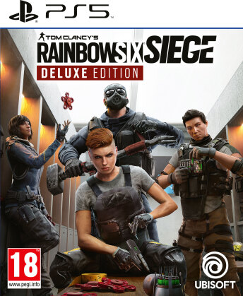 Rainbow Six Siege (Édition Deluxe)