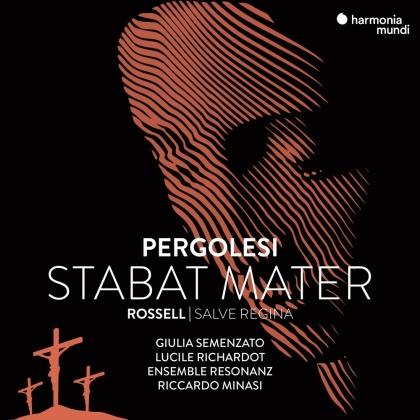 Ensemble Resonanz, Giovanni Battista Pergolesi (1710-1736) & Riccardo Minasi - Stabat Mater