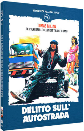 Das Schlitzohr vom Highway 101 (1982) (Cover B, Limited Edition, Mediabook, Blu-ray + DVD)