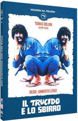 Das Schlitzohr und der Bulle (1976) (Cover B, Limited Edition, Mediabook, Blu-ray + DVD)