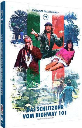 Das Schlitzohr vom Highway 101 (1982) (Cover C, Limited Edition, Mediabook, Blu-ray + DVD)