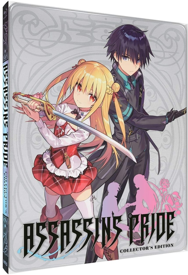 Assassins Pride (Limited Collector's Edition, Steelbook, 2 Blu-rays)