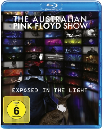The Australian Pink Floyd Show - Exposed in the Light (Neuauflage)